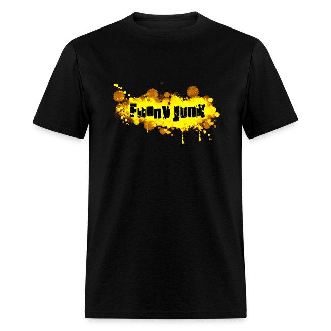 Yellow FunnyJunk Splatter