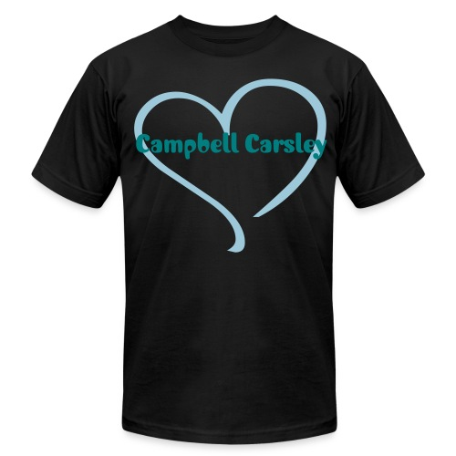 Campbell Carsley - Men's Fine Jersey T-Shirt