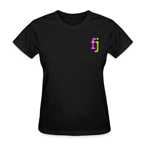 FJ Pocket logo - Women's T-Shirt