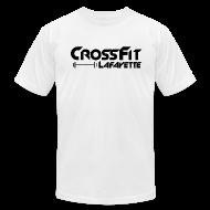 T-Shirts ~ Men's T-Shirt by American Apparel ~ CrossFit Lafayette - www.