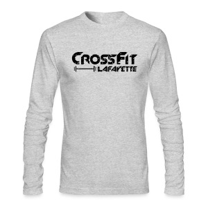 CrossFit Lafayette - Long sleeve - Men's Long Sleeve T-Shirt by Next Level