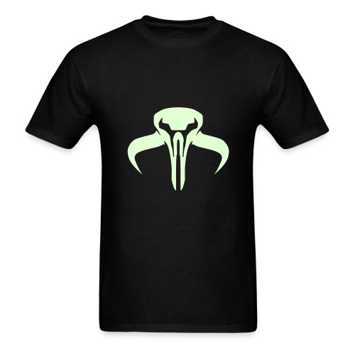 1 Logo - Star Wars The Old Republic - Bounty Hunter - Glow - Men's T-Shirt