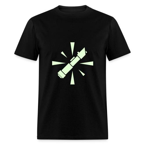 1 Logo - Star Wars The Old Republic - Sith Knight - Glow - Men's T-Shirt