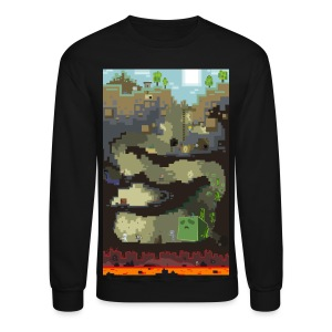 Dungeon - Mine craft - Crewneck Sweatshirt