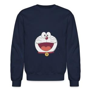 Doraemon Face - Crewneck Sweatshirt