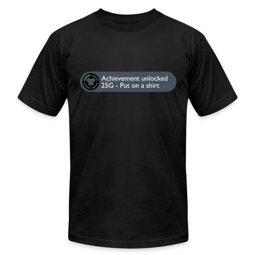 X-BOX achievement t-shirt  - Men's Fine Jersey T-Shirt