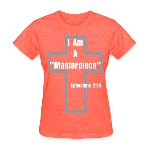 Masterpiece - Women's T-Shirt