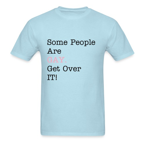 Get Over IT! - Men's T-Shirt