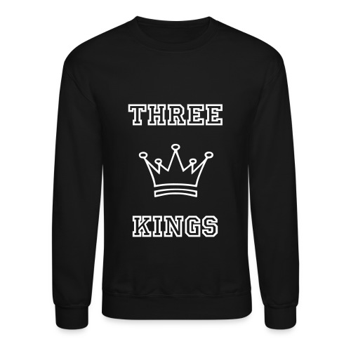 Three Kings Simple Crew - Crewneck Sweatshirt