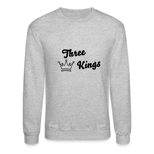 Three Kings Crew Neck - Crewneck Sweatshirt