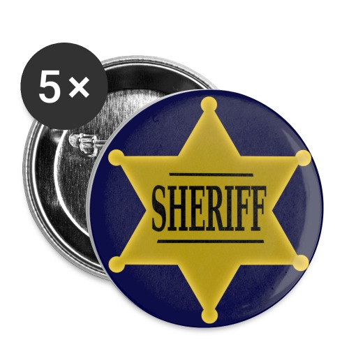 don't shot the sheriff - Small Buttons
