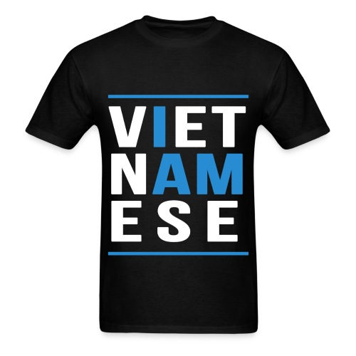 I AM Vietnamese (Ver 5.2) - Men's T-Shirt