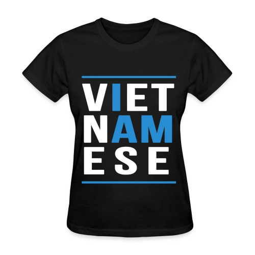 I AM Vietnamese (Ver 5.2) - Women's T-Shirt