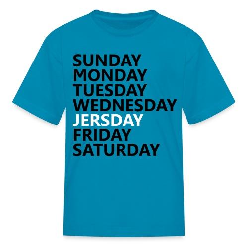 Jersday Jersey Shore Shirt - Children's - Kids' T-Shirt