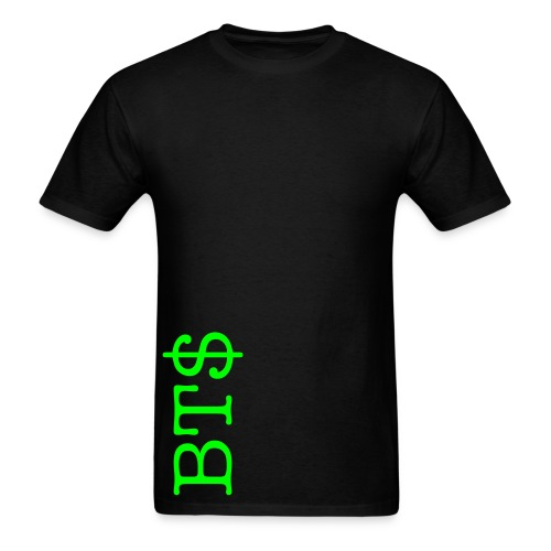BT$ shirt - Men's T-Shirt