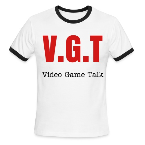 V.G.T - Men's Ringer T-Shirt