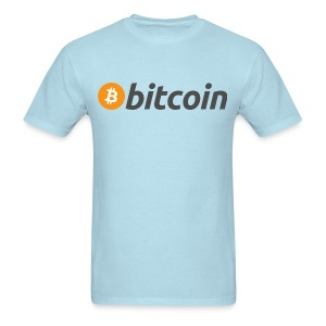 Bitcoin Shirt - Men's T-Shirt