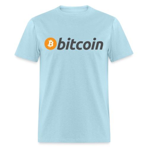 Bitcoin Shirt - Men's T-Shirt