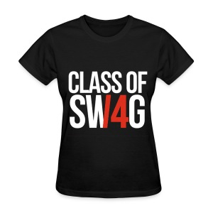 CLASS OF SWAG (14) Red no band - Women's T-Shirt