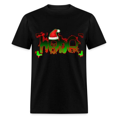 Hobo Life XMas - Men's T-Shirt