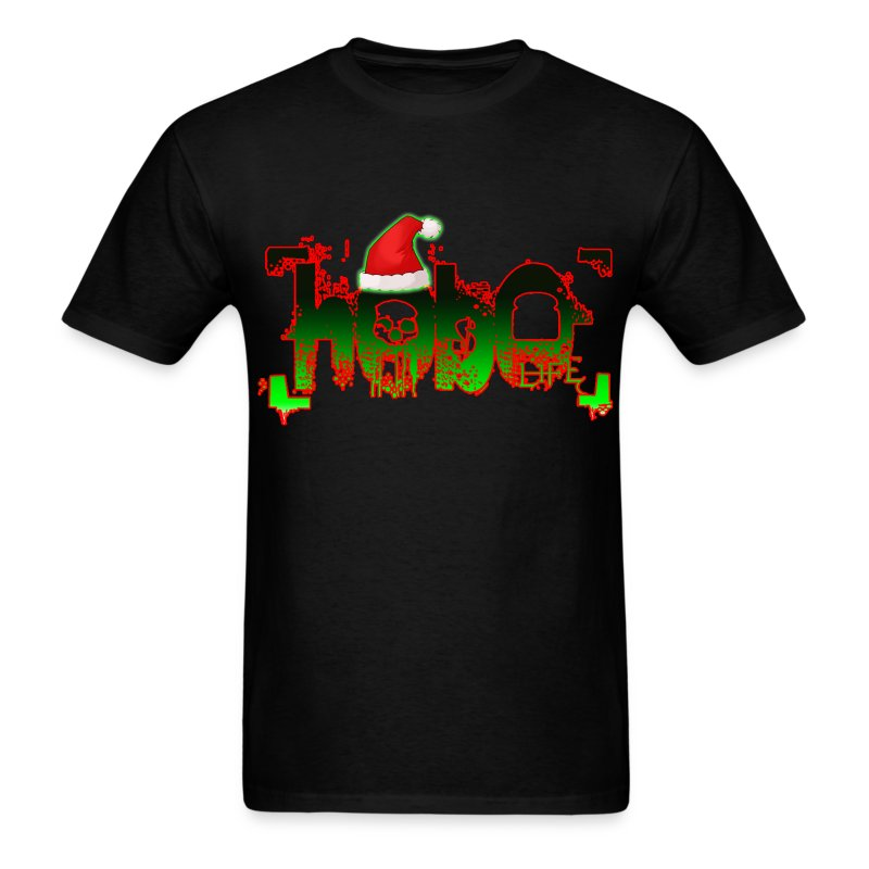 Hobo Life XMas - Men's T-Shirt
