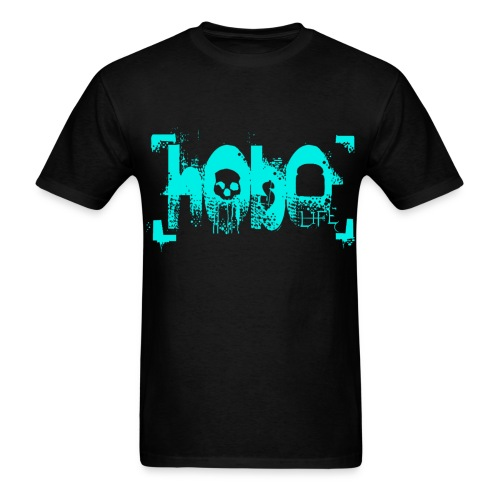 Hobolife Logo shirt - Men's T-Shirt