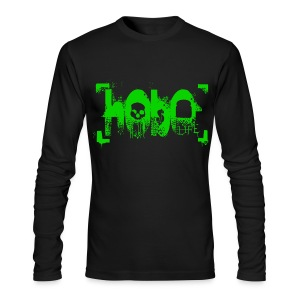 HoboLife Logo - Men's Long Sleeve T-Shirt by Next Level
