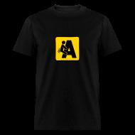 T-Shirts ~ Men's T-Shirt ~ International symbol for Fuckin' A