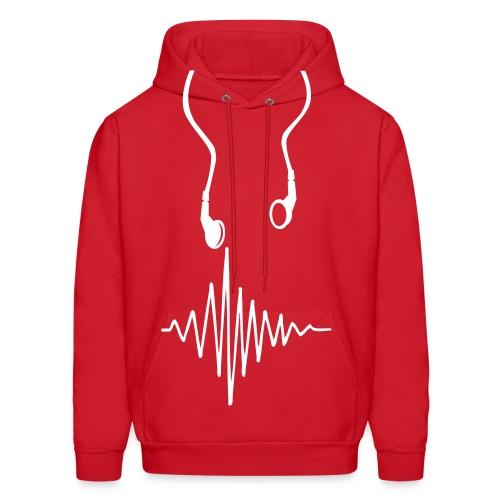 Music Sweater - Men's Hoodie