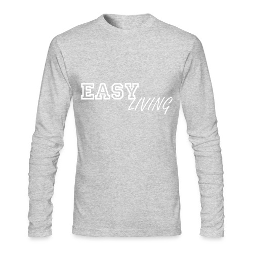 EASY LIVING LONG SLEEVE SHIRT - Men's Long Sleeve T-Shirt by Next Level