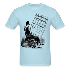 Victorian Gentleman - Men's T-Shirt
