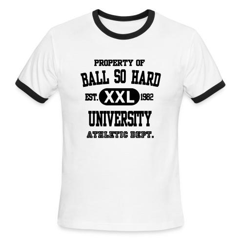 XXL - Men's Ringer T-Shirt