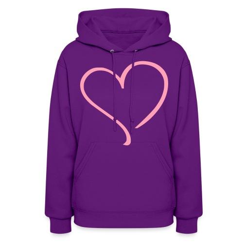 love - Women's Hoodie