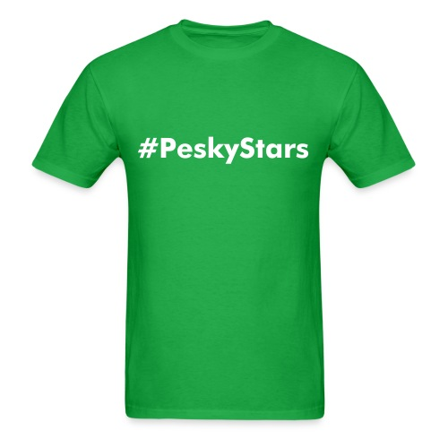 Pesky Stars - Men's T-Shirt