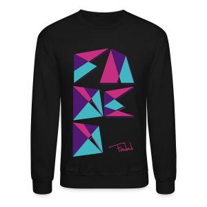 FADED 80's Crewneck - Crewneck Sweatshirt