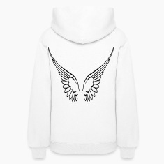 Wings / Blades Hoodies