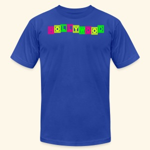 Hollywood - Men's T-Shirt by American Apparel