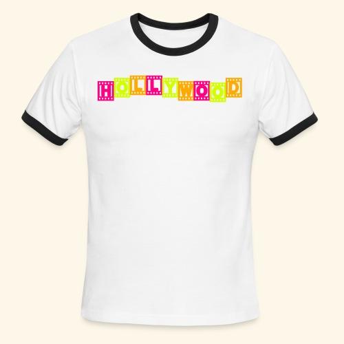 Hollywood - Men's Ringer T-Shirt