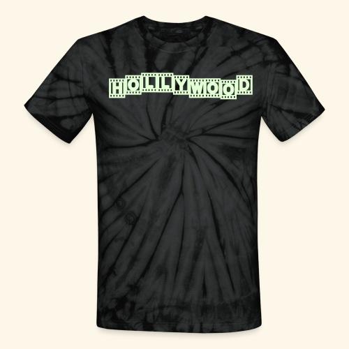Hollywood - Unisex Tie Dye T-Shirt