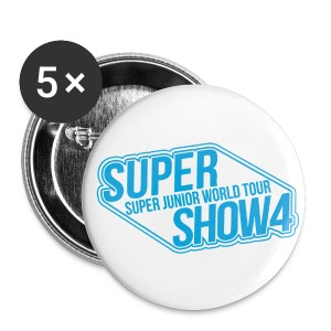 [SJ] Super Show 4 - Small Buttons