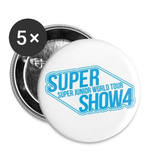 [SJ] Super Show 4 - Large Buttons