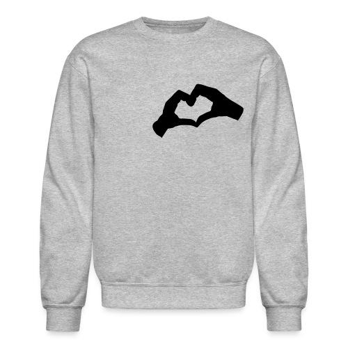 The Heart - Crewneck Sweatshirt