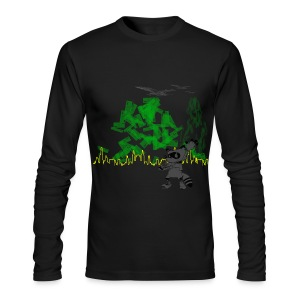 Make it Rain - Men's Long Sleeve T-Shirt by Next Level