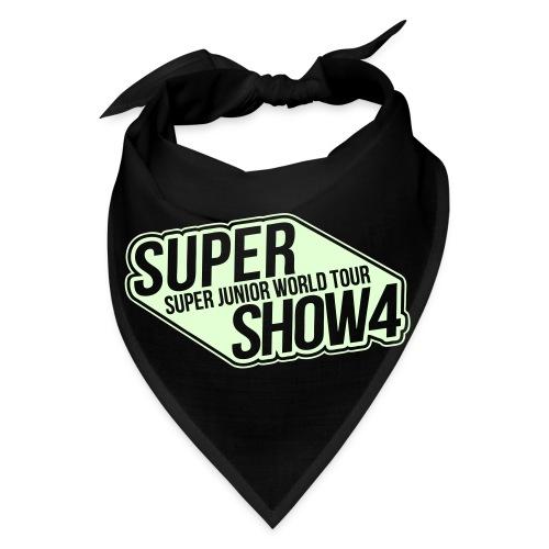 [SJ] Super Show 4 (Glow in the Dark) - Bandana