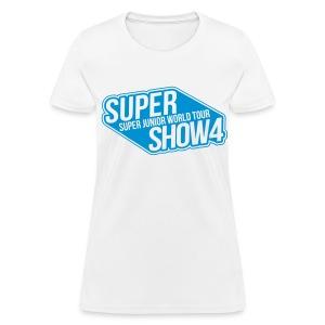 [SJ] Super Show 4 (Front Only) - Women's T-Shirt