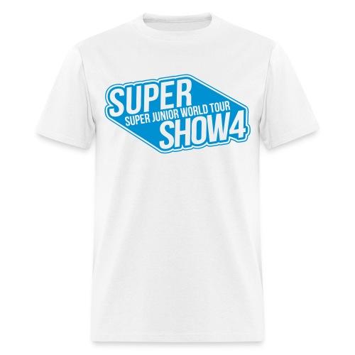 [SJ] Super Show 4 (Front Only) - Men's T-Shirt