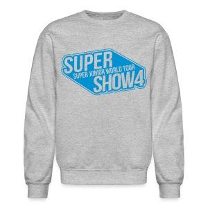 [SJ] Super Show 4 (Front Only) - Crewneck Sweatshirt