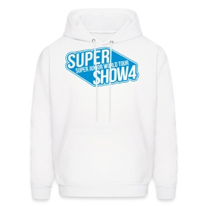 [SJ] Super Show 4 (Front Only) - Men's Hoodie