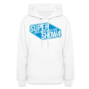 [SJ] Super Show 4 (Front Only) - Women's Hoodie