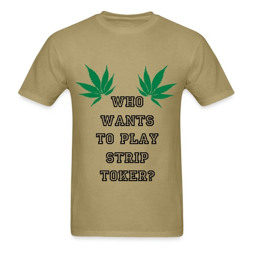 Strip Toker tee - Men's T-Shirt